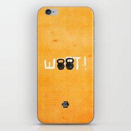 Woot!  iPhone Skin
