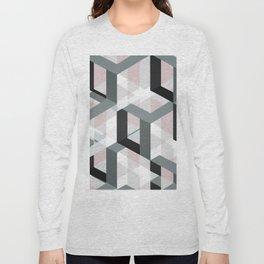 geometric 11 Long Sleeve T-shirt