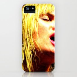 Wild Gracie iPhone Case
