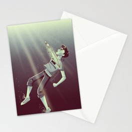 Son of the Sea God Stationery Cards