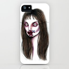 Lisa Rowe iPhone Case