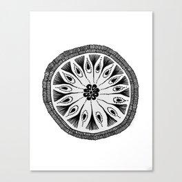 Drum Circle Canvas Print