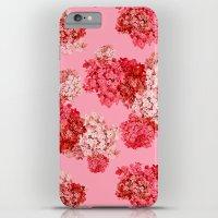 hydrangea (doubled) Slim Case iPhone 6 Plus