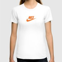 nike T-shirts featuring Nike Nice by Tony Vazquez