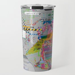 internetted Travel Mug