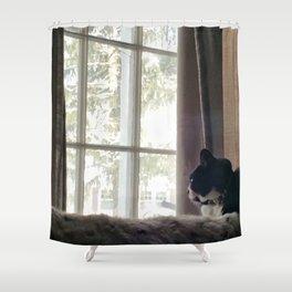 Wistful Shower Curtain