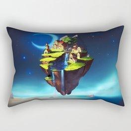Dream Island Rectangular Pillow