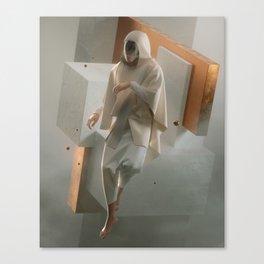 Omniscient Canvas Print