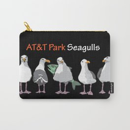 AT&T Seagulls Carry-All Pouch