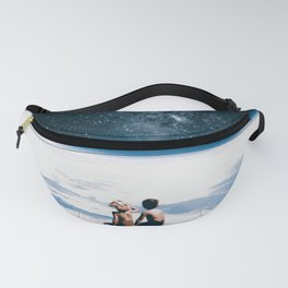Together Alone Fanny Pack