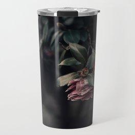 Camellias Travel Mug