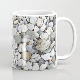 Grey pebbles Coffee Mug