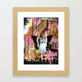 Something in What Feels Like Forever Framed Art Print