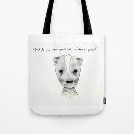 ms skunk Tote Bag