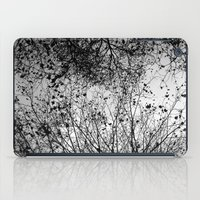 leaves iPad Cases featuring Branches & Leaves by David Bastidas