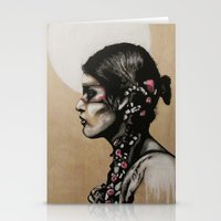 native Stationery Cards featuring Native by Mo Baretta