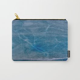Ice Veins Carry-All Pouch