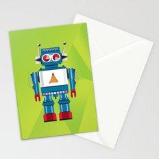 Robot SteveO Stationery Cards
