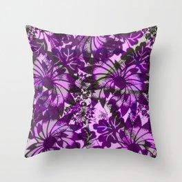 Flowers 612 Throw Pillow