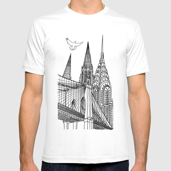 NYC Silhouettes T-shirt