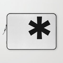 Read Between the Lines Laptop Sleeve