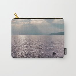 Kiss in the Lake Carry-All Pouch