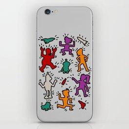 Keith Futur iPhone Skin