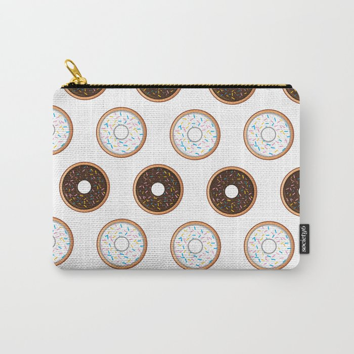 Donuts-licious Carry-All Pouch
