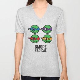 Bmore Radical Unisex V-Neck
