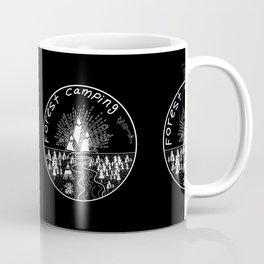 Forest camping Coffee Mug