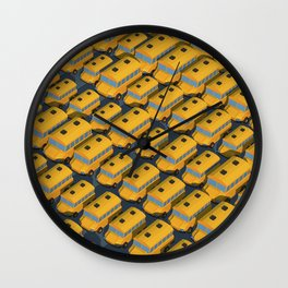 The Yellow Collective - Goliven Wall Clock