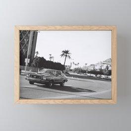 Stang Framed Mini Art Print