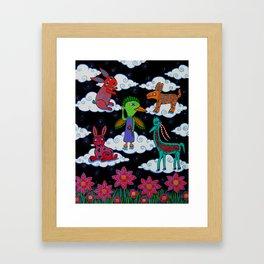 Oaxacan Suenos Framed Art Print