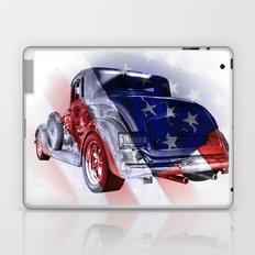 American Classic Laptop & iPad Skin