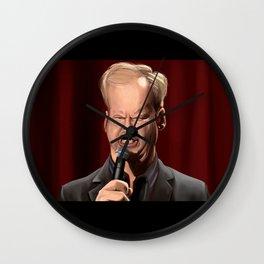 Jim Gaffigan Caricature Wall Clock