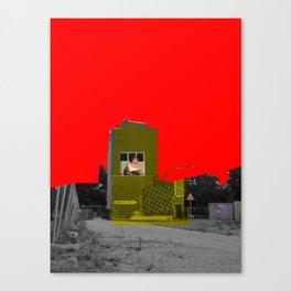 Empty (scene14) Canvas Print