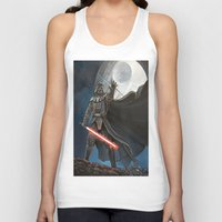 death star Tank Tops featuring Death Star by Laura-A