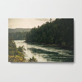 Deception Pass II Metal Print