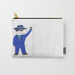 Invisible Man Carry-All Pouch