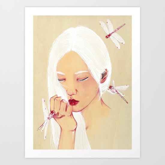 Flawless Art Print