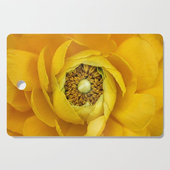 Yellow Cutting Board