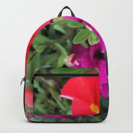 Calibrachoa Flowers 2 Backpack