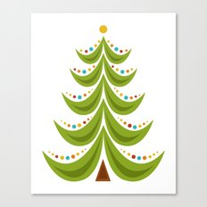 Holiday 2015: Tree Canvas Print