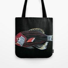 Happy New Fish  Tote Bag