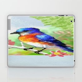 Baby Bird Laptop & iPad Skin