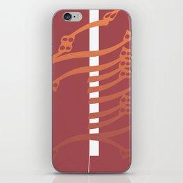 Lost iPhone Skin