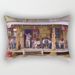 Social Media - 1939 Rectangular Pillow