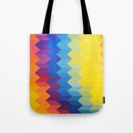 RAINBOW PATH Tote Bag