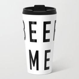 Beer Me - The Office Travel Mug