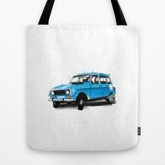 Renault 4L Tote Bag